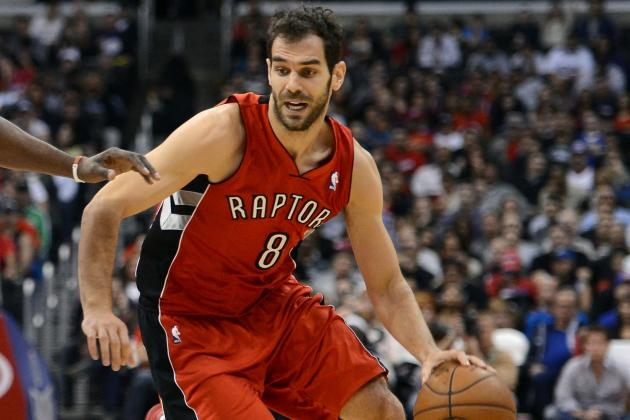 Source: Pistons, Celtics and Mavs in Mix for Calderon