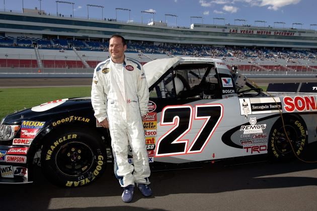 Former NASCAR Team Employee Pleads Guilty to Embezzlement