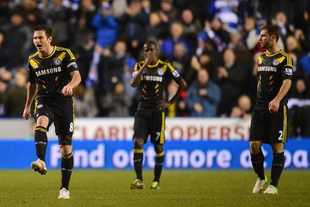 Reading vs. Chelsea: The Underdog Comes Back to Bite Benitez Again