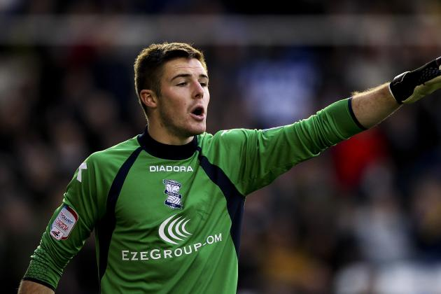 Butland Snubs Chelsea Switch After Birmingham Accept 3m Offer
