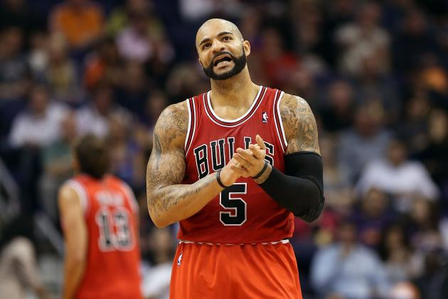 The Time Is Now for the Chicago Bulls to Trade Carlos Boozer