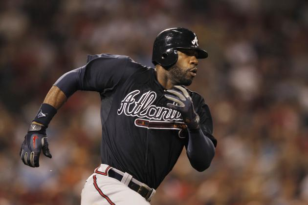 Braves' Heyward Excited, Ready to Play