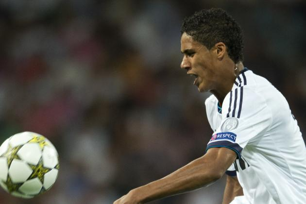 Varane Rises to the Top in Clasico