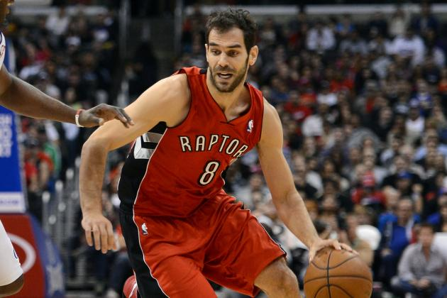 Detroit Pistons Are Huge Winners in Jose Calderon Deal