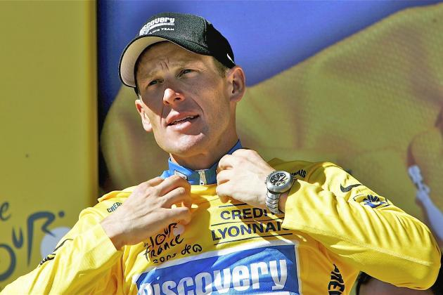 Lance Armstrong Wants Amnesty Program for Cyclists Who Speak Out About Doping