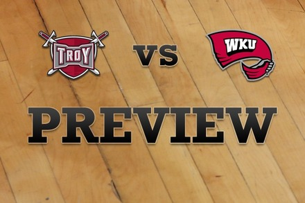 Troy vs. Western Kentucky: Full Game Preview
