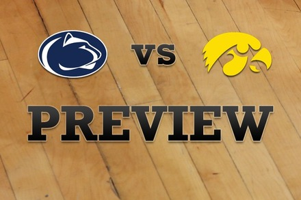 Penn State vs. Iowa: Full Game Preview