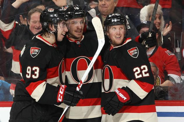 Senators Storm Back to Defeat Capitals