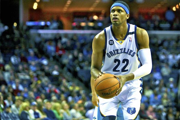 Grizzlies Rudy Gay Sent to Raptors in Blockbuster 3-Team Deal