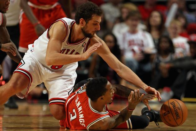Chicago Bulls vs. Milwaukee Bucks: Live Score, Results and Game Highlights