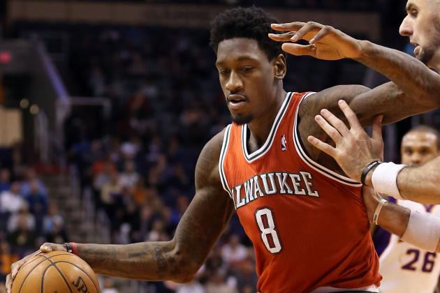 Larry Sanders (Sick) out Tonight vs. Bulls