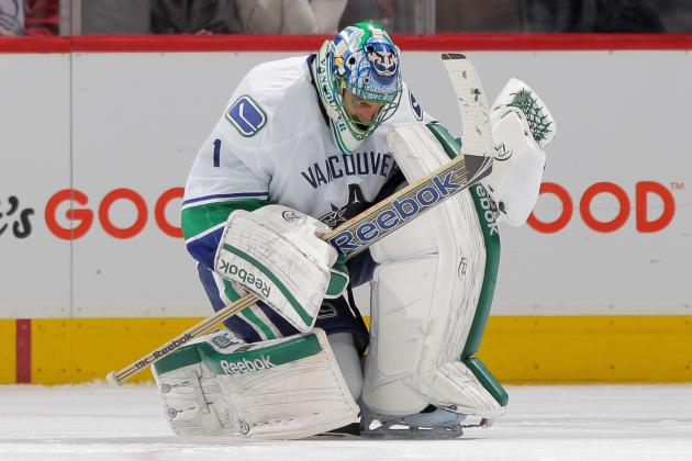 Roberto Luongo Gets Avalanche Call: 'Tonight, Louie Is No. 1' (with Video)