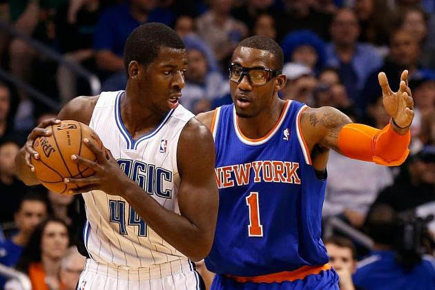 NBA Gamecast: Magic vs. Knicks