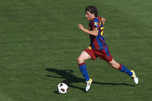 La Masia Spotlight: Sergi Roberto, Perhaps the Next Iniesta