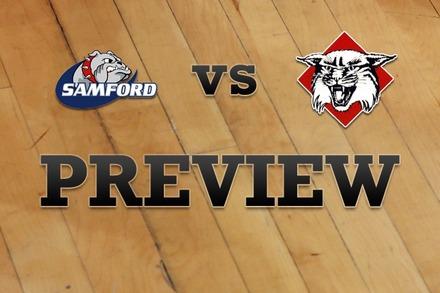 Samford vs. Davidson: Full Game Preview