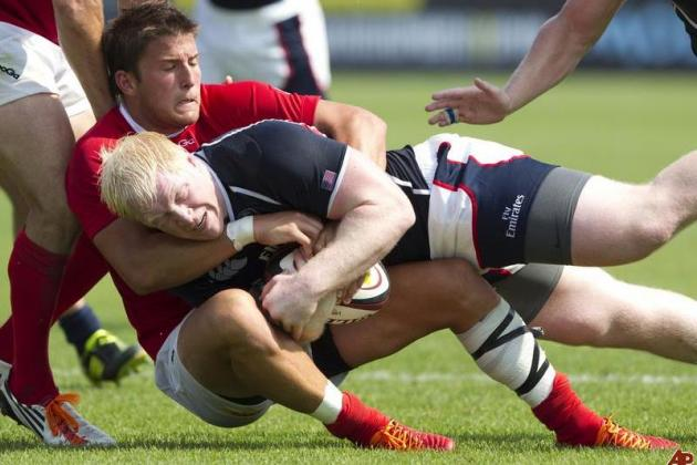 Rugby Union: Pro Dream Still a Big Climb for North Americans