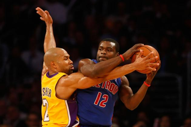 Detroit Pistons: Will Bynum Deserves to Be in Starting Lineup