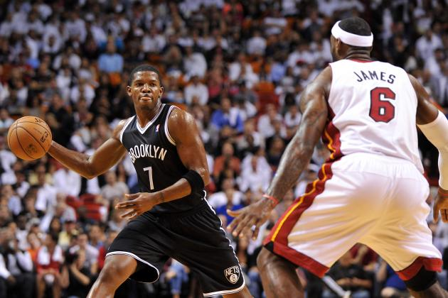 NBA Gamecast: Heat vs. Nets