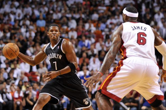 NBA Gamecast: Heat vs. Nets
