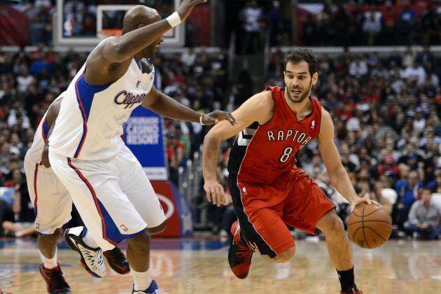 Jose Calderon: Expiring Contract Gives Pistons Added Flexibility in Free Agency