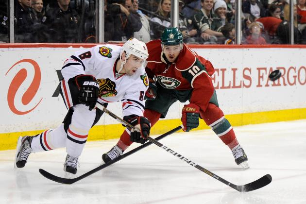 ESPN Gamecast: Chicago Blackhawks vs. Minnesota Wild