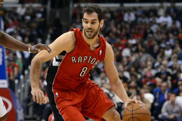 Jose Calderon Could Still End Up in Boston
