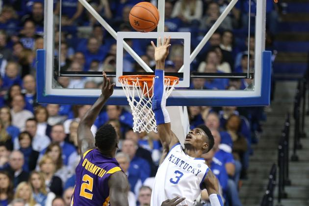 Kentucky's Nerlens Noel Is Having an Unprecedented Defensive Season