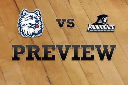 Connecticut vs. Providence: Full Game Preview