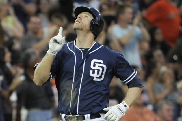 Padres and Chase Headley Agree to 1-Year/$8.575M Deal to Avoid Arbitration