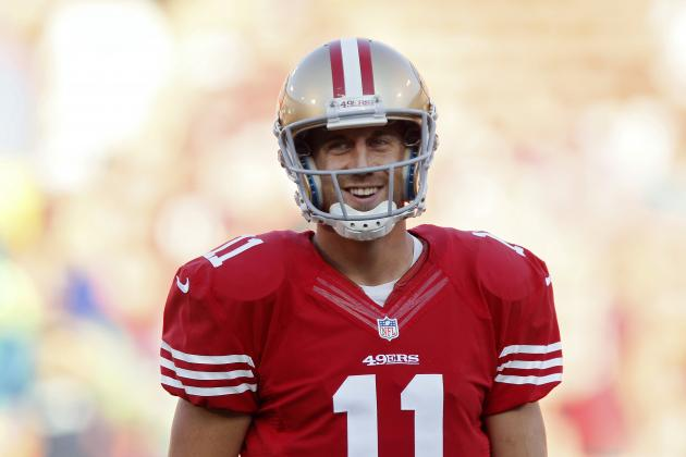 Even Pre-Harbaugh Alex Smith Isn't a Bad Option for the Kansas City Chiefs