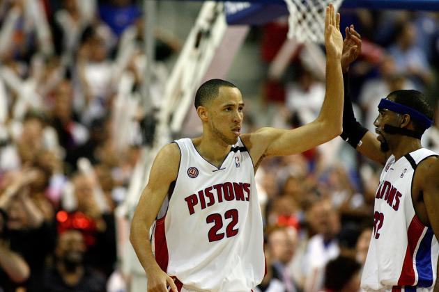 Detroit Pistons: Thank You, Tayshaun Prince
