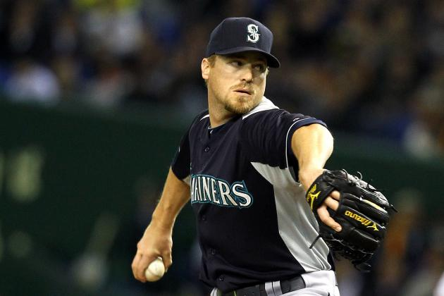 Mariners Avoid Arbitration with Shawn Kelley