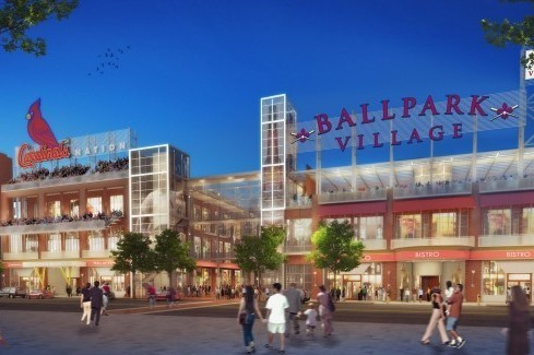 Cardinals to Break Ground on Ballpark Village Next Week