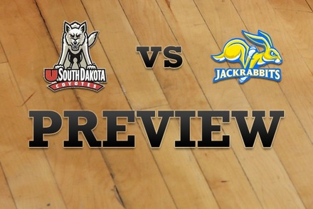 South Dakota vs. South Dakota State: Full Game Preview
