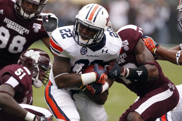 Tailback Mike Blakely No Longer at Auburn