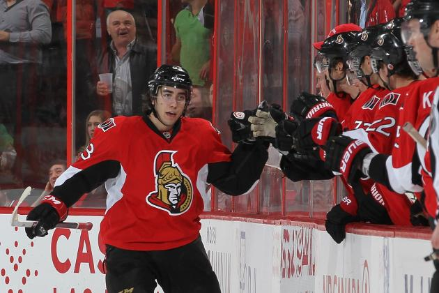 Senators Beat Canadiens 5-1