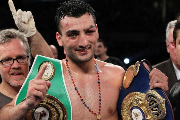 WBC: Vanes Is Now Dropped from Lara Final Eliminator