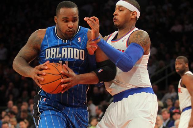 Glen Davis Suffers Broken Left Foot