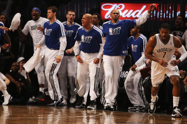 Joe Johnson Breaks Chris Bosh's Ankles (VIDEO)
