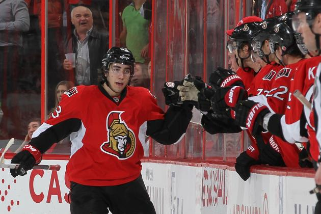 Alfredsson, Senators Cruise Past Canadiens