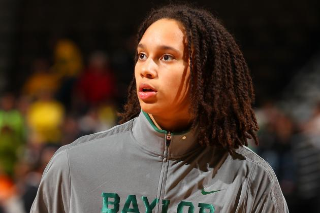 Griner Nets 40, Sets Big 12 Career Record in Win
