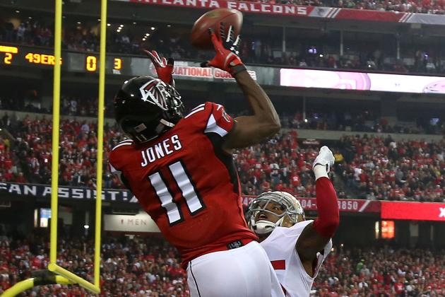 Julio Jones better than Calvin Johnson, Gil Brandt says