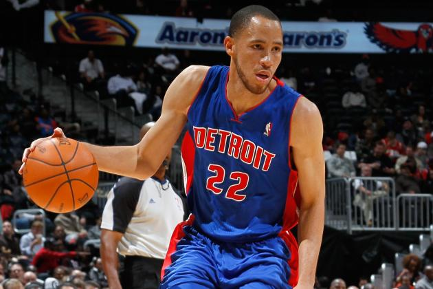 Tayshaun Prince Shocked at Being Traded; Will Always Remember Friendships Made