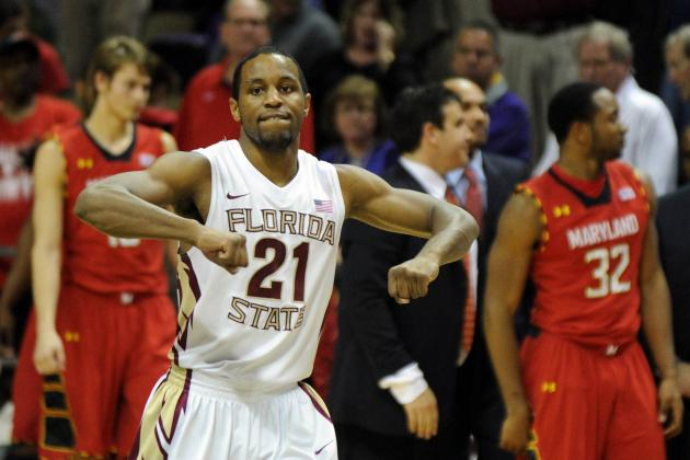 Florida State Comeback Ends with Another Michael Snaer Game-Winner