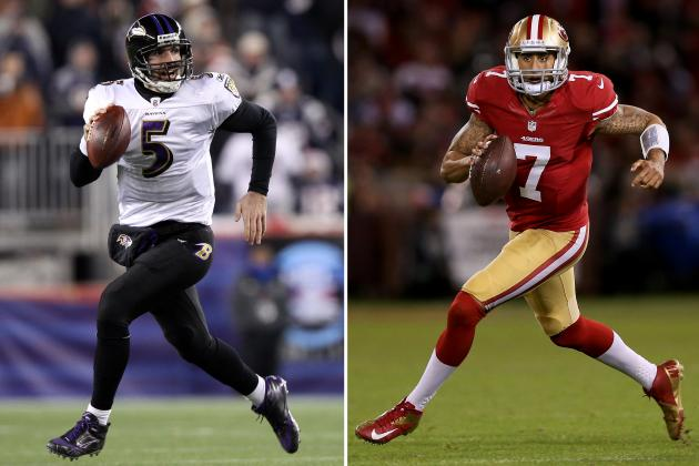 Super Bowl XLVII Predictions: Joe Flacco Will Outplay Colin Kaepernick