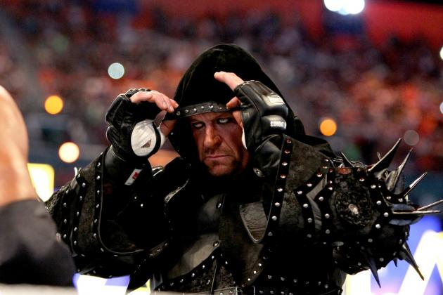 WWE WrestleMania Season Begins and Still No Sign of The Undertaker