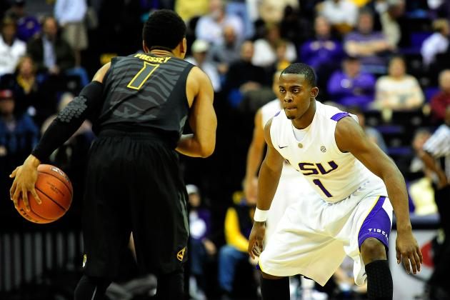Missouri Men's Basketball Rally Falls Short at LSU