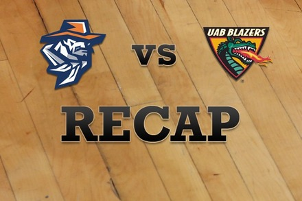 UTEP vs. UAB: Recap and Stats