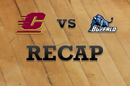 Central Michigan vs. Buffalo: Recap and Stats