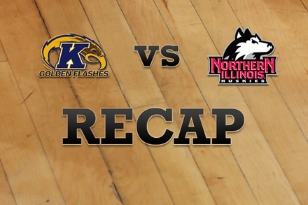 Kent State vs. Northern Illinois: Recap and Stats